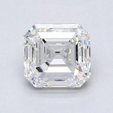推荐宝石 4:1.00 克拉阿斯彻形钻石