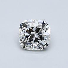 推薦鑽石 #1: 0.71  克拉墊形切割鑽石