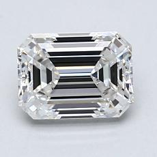 Recommended Stone #4: 1.05-Carat Emerald Cut Diamond