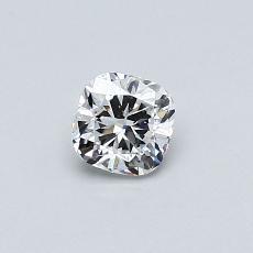 オススメの石No.1:0.40カラットのクッションカットダイヤモンド