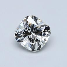 Recommended Stone #4: 0.81-Carat Cushion Cut Diamond
