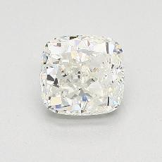 1.02-Carat Cushion Diamond Very Good J VVS1
