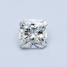 Recommended Stone #3: 0.48-Carat Radiant Cut Diamond