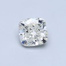 Recommended Stone #3: 0.57-Carat Cushion Cut Diamond