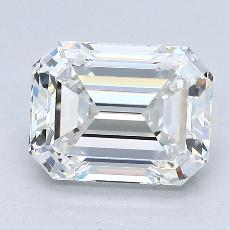 Recommended Stone #4: 2.04-Carat Emerald Cut