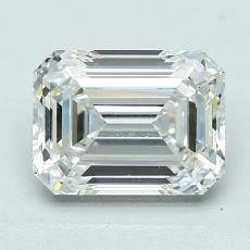 Recommended Stone #3: 1,91-Carat Emerald Cut Diamond