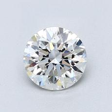 Recommended Stone #3: 0,93-Carat Round Cut