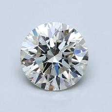 Recommended Stone #2: 1.13-Carat Round Cut Diamond