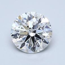Recommended Stone #4: 1.34-Carat Round Cut