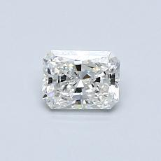 Recommended Stone #2: 0.40-Carat Radiant Cut Diamond