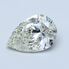Recommended Stone #2: 1.01-Carat Pear Cut Diamond