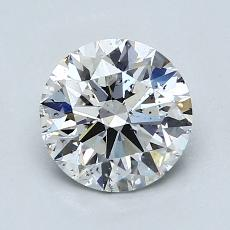 Recommended Stone #2: 1.22-Carat Round Cut Diamond