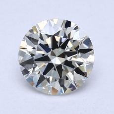 Pierre recommandée n°4: Diamant taille ronde 1,21 carat