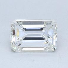 1.03 Carat 绿宝石 Diamond 非常好 I VS1