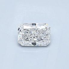 Target Stone: 0.40-Carat Radiant Cut Diamond