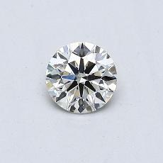 Recommended Stone #3: 0.32-Carat Round Cut Diamond