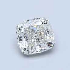 Recommended Stone #1: 1.00-Carat Cushion Cut Diamond