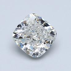 Recommended Stone #2: 1.12-Carat Cushion Cut Diamond