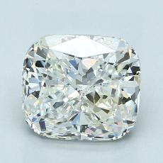 Recommended Stone #4: 3,01-Carat Cushion Cut Diamond