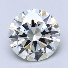 Recommended Stone #4: 2.00-Carat Round Cut Diamond