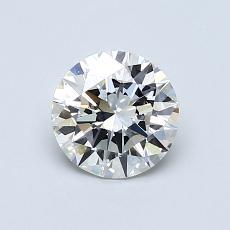 0.80-Carat Round Diamond Ideal G VS2