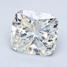 Recommended Stone #1: 4.03-Carat Cushion Cut Diamond