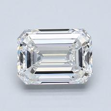 Recommended Stone #3: 1.50-Carat Emerald Cut Diamond