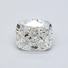 0.90-Carat Cushion Diamond Very Good G VS1
