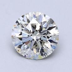 Recommended Stone #1: 1.17-Carat Round Cut Diamond