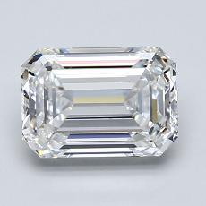 Recommended Stone #3: 1.90-Carat Emerald Cut Diamond