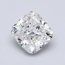 1.23 Carat 墊形 Diamond 非常好 G VS2