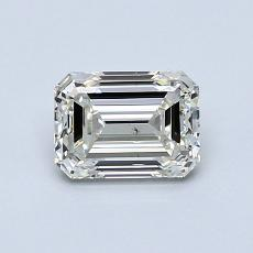 Recommended Stone #3: 0.90-Carat Emerald Cut Diamond