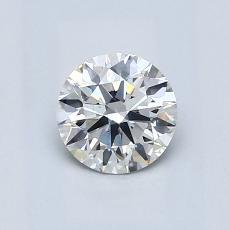 0.71 Carat 圓形 Diamond 理想 G VS2