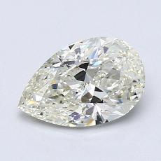 1.02 Carat 梨形 Diamond 非常好 J VS2
