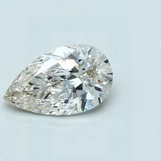 Recommended Stone #3: 1.08-Carat Pear Cut Diamond
