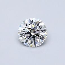 Recommended Stone #4: 0.46-Carat Round Cut Diamond