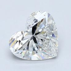 Recommended Stone #4: 2.02-Carat Heart Cut Diamond