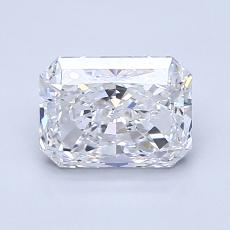 Recommended Stone #1: 1,33-Carat Radiant Cut Diamond