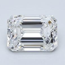 Recommended Stone #3: 1,90-Carat Emerald Cut Diamond