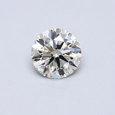 Recommended Stone #3: 0.44-Carat Round Cut Diamond