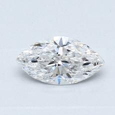 Recommended Stone #2: 0.50-Carat Marquise Cut Diamond