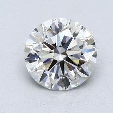 1.03-Carat Round Diamond Ideal G VVS2