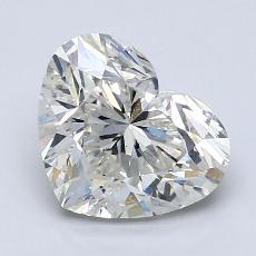 Recommended Stone #3: 2.21-Carat Heart Cut Diamond