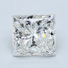 Recommended Stone #4: 1,80-Carat Princess Cut Diamond