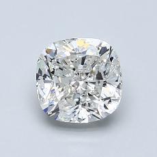 1.21 Carat クッション Diamond ベリーグッド H VS1