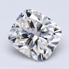 1.53-Carat Cushion Diamond Very Good H VS1