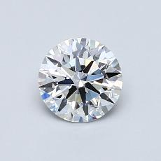 Recommended Stone #3: 0.71-Carat Round Cut Diamond