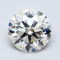 Recommended Stone #2: 1.74-Carat Round Cut Diamond