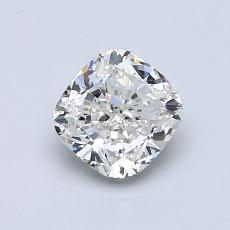 Recommended Stone #1: 0,91-Carat Cushion Cut Diamond