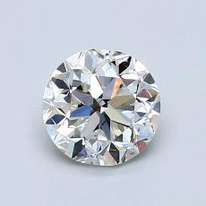 1.00-Carat Round Diamond Good I VS2